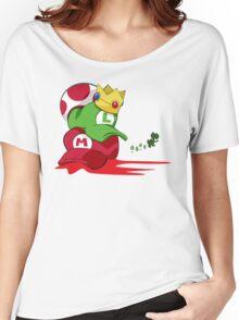 Mario Bros - Yoshi's Revenge Women's Relaxed Fit T-Shirt