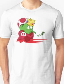 Mario Bros - Yoshi's Revenge Unisex T-Shirt
