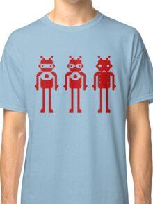 tHREE rED rOBOTS Classic T-Shirt