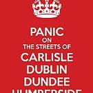 Panic by borstal