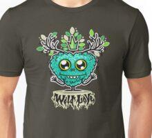 Cute Wild Love Monster Unisex T-Shirt