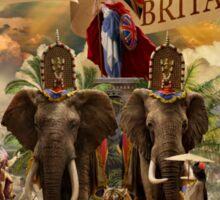 Rule Britannia Sticker