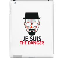 Je Suis The Danger iPad Case/Skin