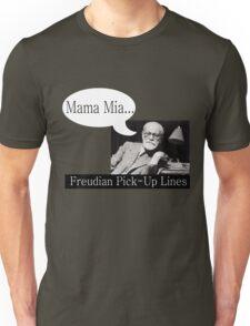 Freudian Pick Up Lines 2 Unisex T-Shirt