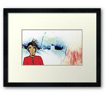 Katboy Framed Print