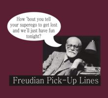 Freudian Pick Up Lines 5 by Ryan Houston