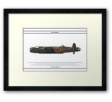 Lancaster 617 Squadron 1 Framed Print