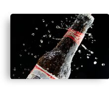 Bud Beer Commercial Canvas Print