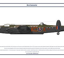 Lancaster 617 Squadron 3 by Claveworks