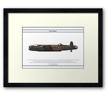Lancaster 617 Squadron 4 Framed Print