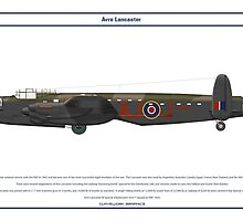 Lancaster 617 Squadron 7 by Claveworks