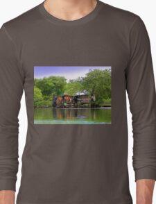 Life In Bocas Del Toro, Panama Long Sleeve T-Shirt