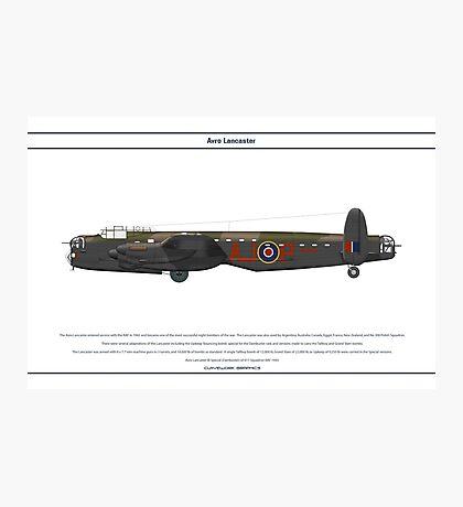 Lancaster 617 Squadron 9 Photographic Print