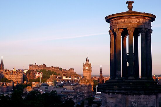 Beautiful Edinburgh by Andrew Ness - www.nessphotography.com