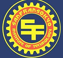 San Fransokyo Institute of Technology (Text) by yosukechan