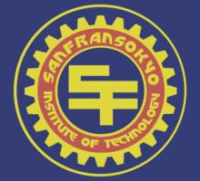 San Fransokyo Institute of Technology (Text) T-Shirt