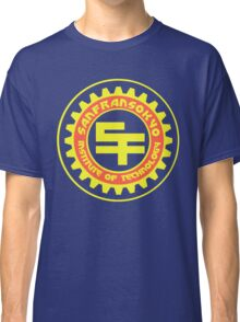 San Fransokyo Institute of Technology (Text) Classic T-Shirt