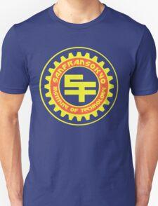 San Fransokyo Institute of Technology (Text) Unisex T-Shirt
