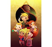 Wind Waker Photographic Print