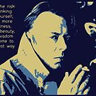 Christopher Hitchens Quote by jaredcheeda