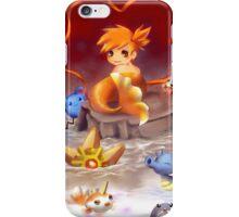 Misty as a Mermaid iPhone Case/Skin