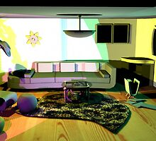 3D ROOM by catalina acosta