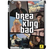 GTA Breaking Bad Edition  iPad Case/Skin