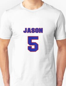 National baseball player Jason Romano jersey 5 T-Shirt