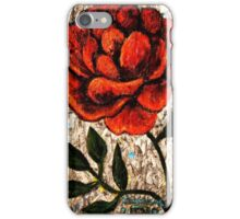 Give Her A Rose iPhone Case/Skin