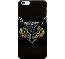 Bedazzled Angry Owl II iPhone Case/Skin