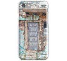 A Humble Abode iPhone Case/Skin