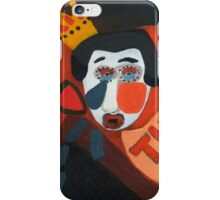 Be there or... iPhone Case/Skin