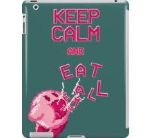 Eat them all iPad Case/Skin