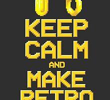 Make Retro-money by salvatrane