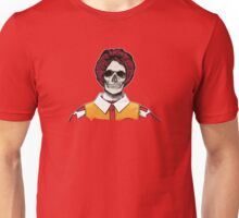 Ronald McDeath Unisex T-Shirt