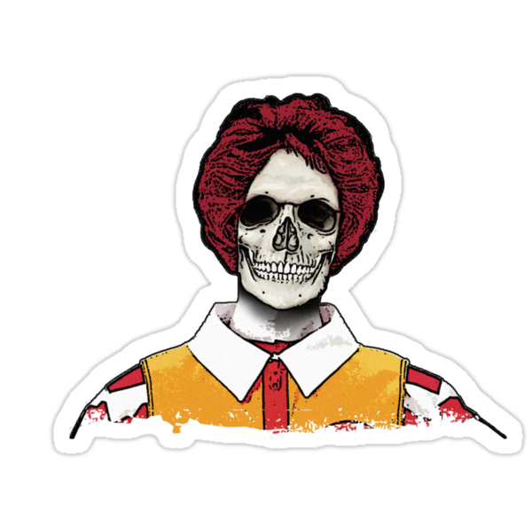 Ronald McDeath by Rossman72