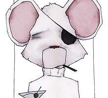 Danger Mouse CARTOON SERIES by JoeFitzsimmons