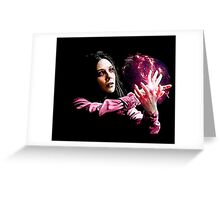 Scarlet Witch Greeting Card