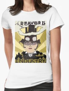 Reaver (Fable 3)  Womens Fitted T-Shirt