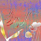 River Flowers by mindprintz