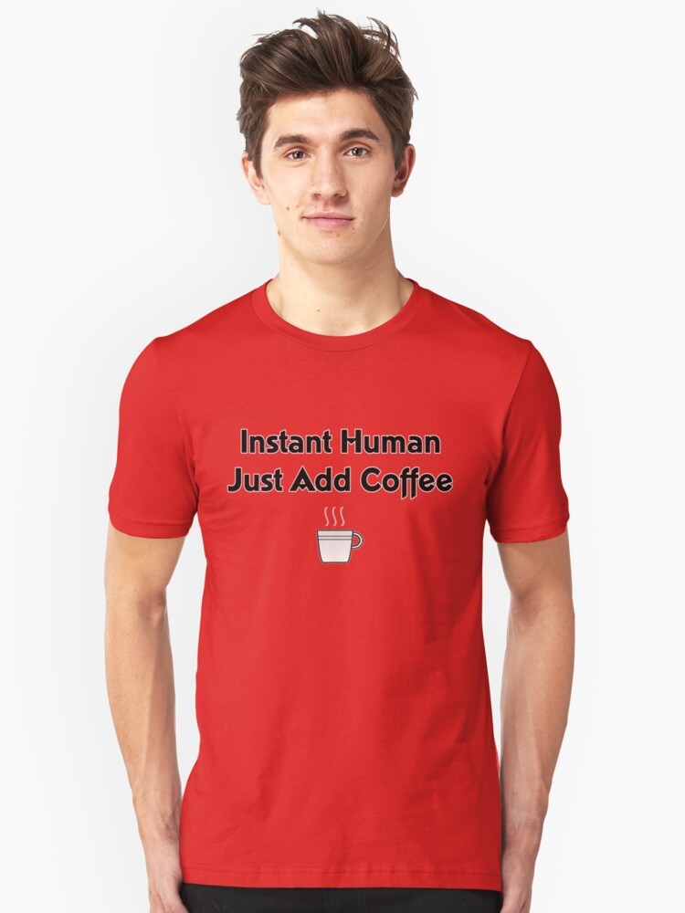 Instant Human by TRussotto