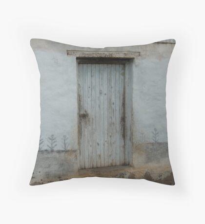 A Simple Life Throw Pillow