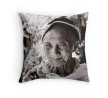Ubud Throw Pillow
