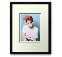 miley cyrus  Framed Print