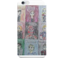 Avengers: Age of Ultron iPhone Case/Skin