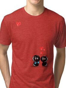 dolls in love Tri-blend T-Shirt