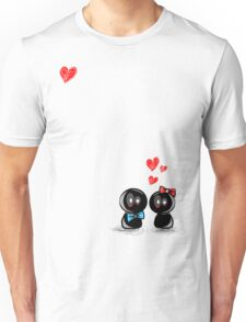 dolls in love Unisex T-Shirt