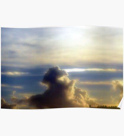 Corpus Christi sky Poster