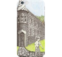 Triangular Castle for Retirement iPhone Case/Skin