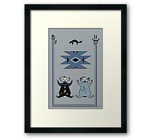 Hózhó Framed Print